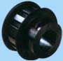 Timing Pulley - Black